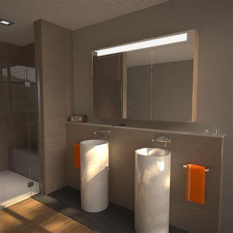 Badezimmer Spiegelschrank Gebraucht by Badezimmer Spiegelschrank Beleuchtet Big 989705241