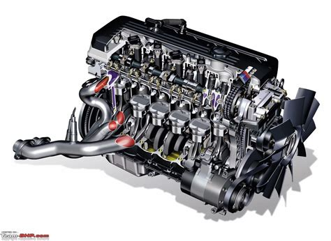 Explained! The Different Types Of Petrol Engines (inline