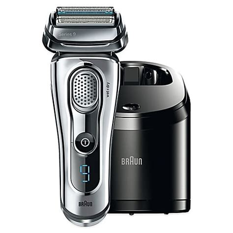 braun series cc wet dry electric shaver bed bath