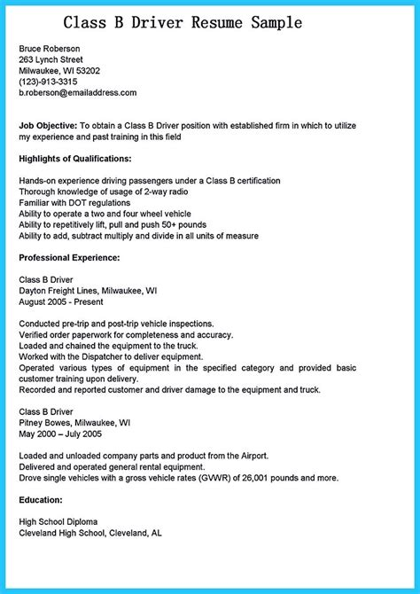 Resume For Driver With No Experience by Resume No Work Experience Exle Curriculum Vitae