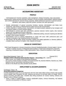 resume format for accountant assistant accounting assistant resume template premium resume sles exle