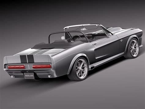 ford mustang gt eleanor  convertible