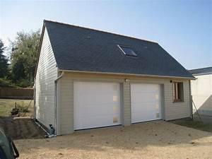 Garage Ossature Bois : garage hardouin la ne sarl ~ Melissatoandfro.com Idées de Décoration