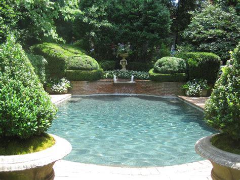 Garden Pool :  More Of The Gardens For Connoisseurs