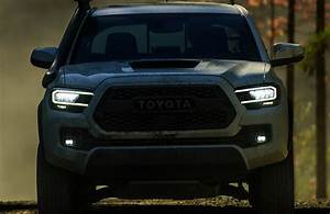 Photo Gallery Of The 2020 Toyota Tacoma And 2020 Toyota