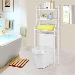 Yosoo, Toilet, Storage, Shelf, 3