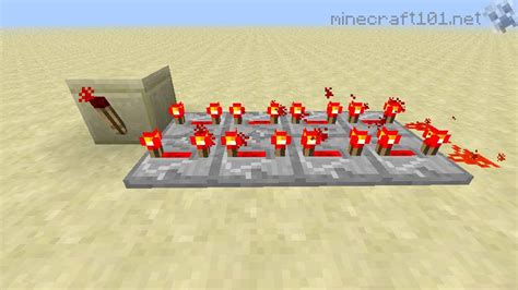 Redstone Clock Circuits Minecraft