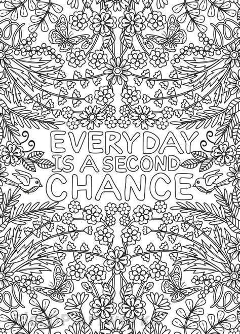set   coloring pages  adult everyday