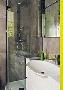Salle De Bain Petite Surface : 28 id es d 39 am nagement salle de bain petite surface ~ Dailycaller-alerts.com Idées de Décoration