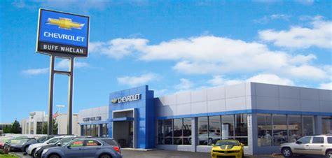 Welcome To Buff Whelan Chevrolet In Sterling Heights, Mi
