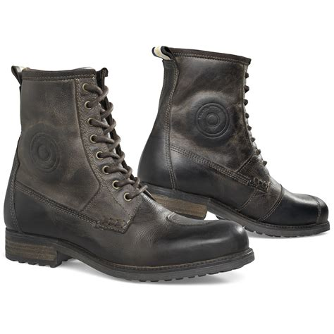 mens casual motorcycle boots revit rodeo casual leather motorcycle mens scooter cafe