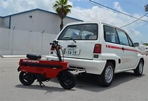 1986 Honda City Turbo Ii Plus Moto