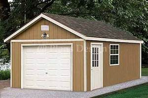 12 x 20 garage plans shed building blueprints design With 20x20 pole barn kit