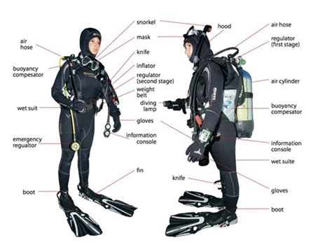 Dive Equipment Cnt Oprema En Diving Practices In 2019 Diving