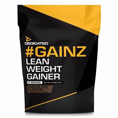 Gainz Dedicated Nutrition Supplements Bodyshock Chocolate Gainer