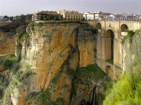 Ronda May Be Just Another City In Spain But Oh The