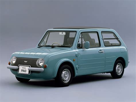 1987 Nissan Be-1 Automatic related infomation ...