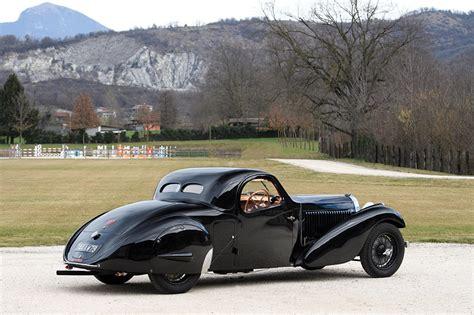 Antique Bugatti Cars by Picture Bugatti 1935 Type 57 Atalante Coupe Prototype