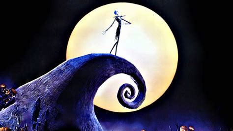 Background High Resolution Nightmare Before Wallpaper by Nightmare Before Wallpaper Gallery