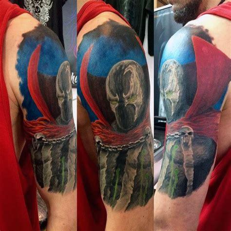 Aesthetic Back Tattoo