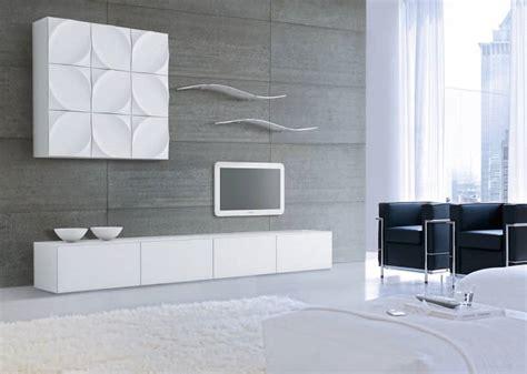 meuble tv blanc laque suspendu solutions pour la d 233 coration int 233 rieure de votre maison