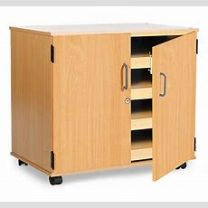 4 Drawer A1 Paper Storage Unit  Early Learning Furniture
