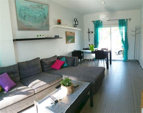 27331 bed on floor cosy 2 bedroom sea view apartment homeaway chloraka