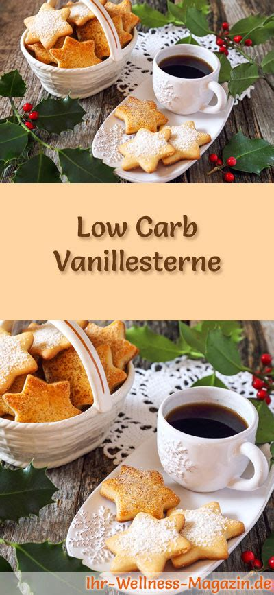 leichte weihnachtsplätzchen rezepte low carb vanillesterne einfaches pl 228 tzchen rezept f 252 r weihnachtskekse