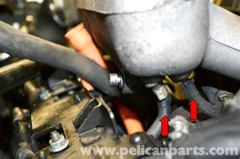 volkswagen golf gti mk iv intake manifold removal