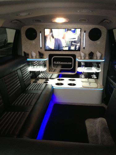 buy  ford flex custom limousine brand  conversion