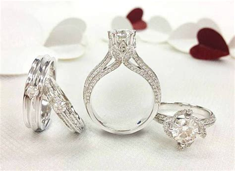17 Places To Shop For Your Proposal And Wedding Ring Part