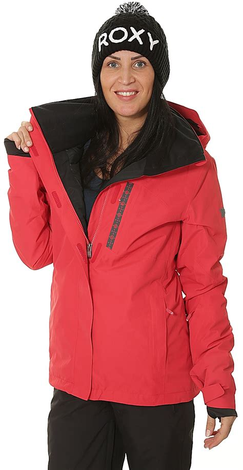 jacket Roxy Wilder 2L Gore-Tex - RPQ0/Lollipop - Snowboard ...