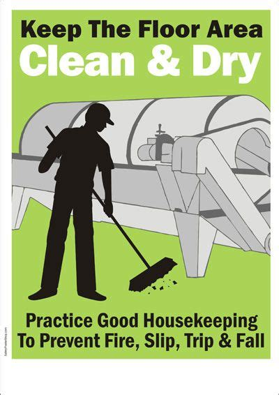 cleanworkarea  images safety posters health
