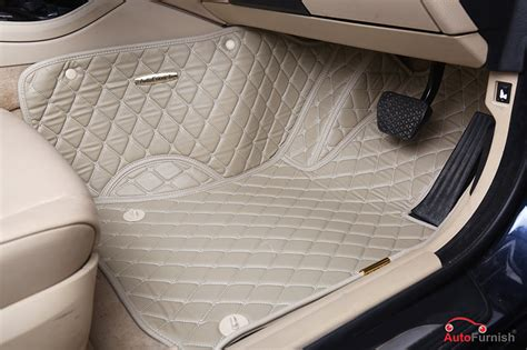 7d Luxury Custom Fitted Car Mats For Ford Endeavour 2017