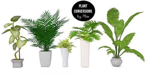 mio sims plant conversions ii sims  downloads