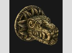 quetzalcoatl mayan aztec dragon 3d model