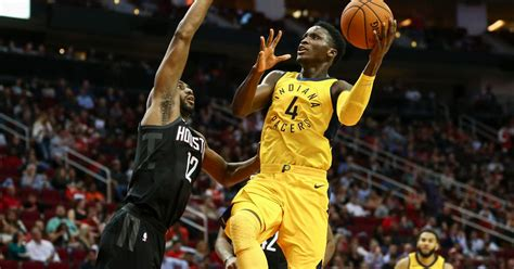 highlights oladipo scores  points  pacers loss
