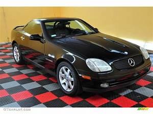 Mercedes Benz Slk 230 Kompressor 1998 : 1998 black mercedes benz slk 230 kompressor roadster ~ Jslefanu.com Haus und Dekorationen