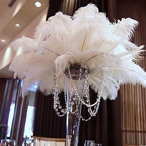 Online Buy Wholesale Ostrich Feather Centerpieces From