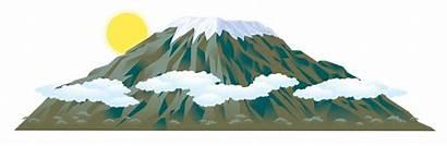 Kilimanjaro Clipart Mount Everest Clip Transparent Safari