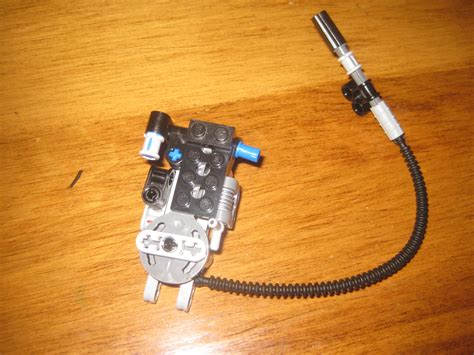 Lego Proton Pack by Lego Proton Pack Factory By Toatg On Deviantart