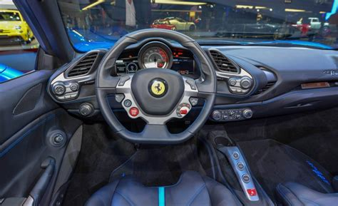 tesla inside engine ferrari 488 spider official video and photo gallery x auto