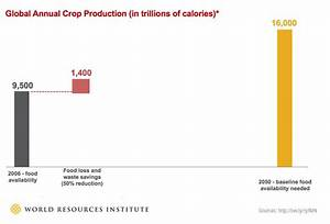 The Global Food Challenge Explained in 18 Graphics | World ...