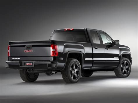 2015 Gmc Sierra 1500 Double Cab Elevation-edition Pickup