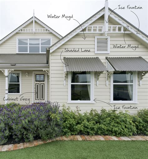 white house colors exterior handsome home exterior decoration with white