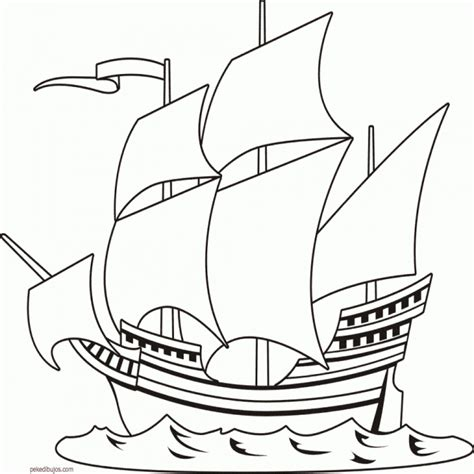 Barco Dibujo Para Pintar by Dibujos De Barcos Para Colorear Colorear Website