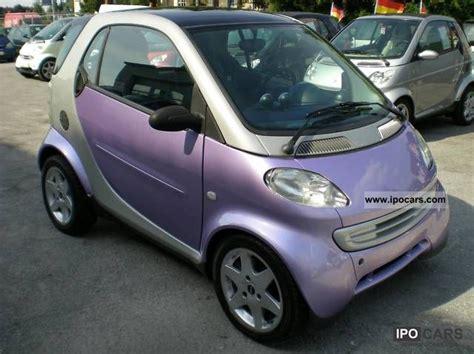 smart passion purple metalic car photo  specs