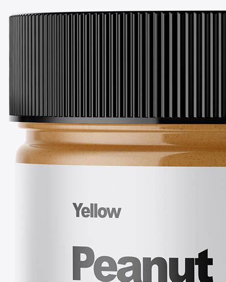 You can now use this glass jar mockup to show off your best packaging design in a photo realistic way. Clear Glass Peanut Butter Jar Mockup in Jar Mockups on ...