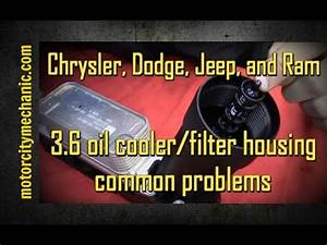 Chrysler  Dodge  Ram  And Jeep 3 2 And 3 6 Engine Oil