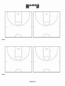 Diagrams Basketball Court